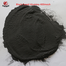 Refractory 3-5mm BFA Black Fused Alumina For Sale