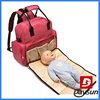 All in One Multifunction Backpack Diaper Bag Baby Nappy Bag Mummy Bag Fit Stroller