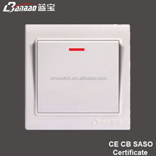 PC panel 20A DP switch for water heater or air conditioner