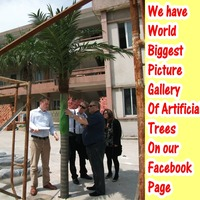 Wholesale Artificial Coconut Palm Tree Steel