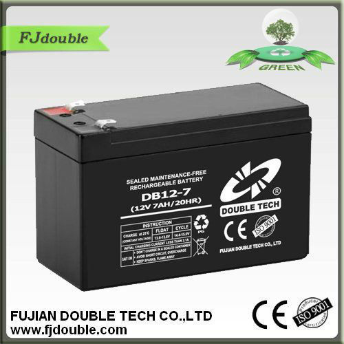 golden power battery 12V 7AH