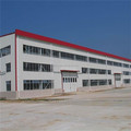 Sandwich Panel Material Steel Structure Building Prefab Warehouse