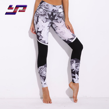 High Quality Dry Fit Hot sale custom made sports yoga leggings tights woman leggings