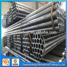 Professional a53 gr b carbon steel tube for gas and oil with CE certificate