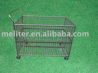 Durable golf ball basket