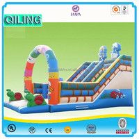 commercial water slide inflatable slide hot sale and best quality hot sale for 2015 new design