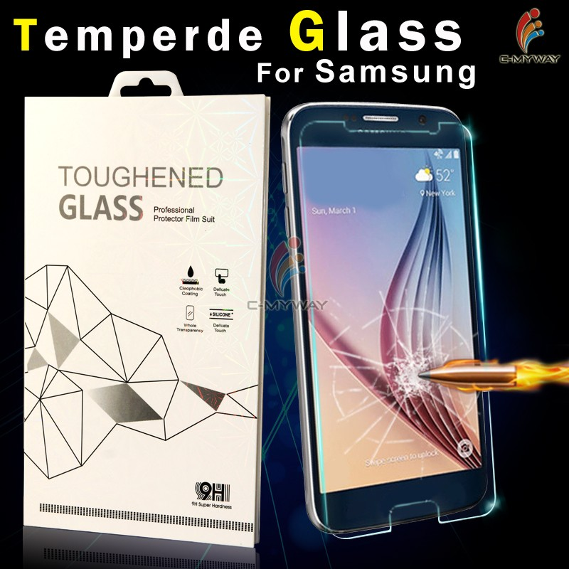 8H-9H 0.33mm Explosion Proof Colorful tempered glass screen protector for Samsung galaxy note 2 n7100 oem/odm (Glass Shield)