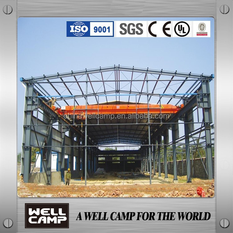Economy High Quality High Rise Steel Structural Warehouse