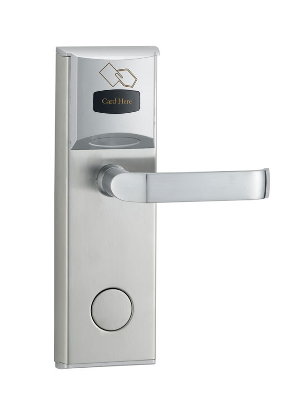 Shenzhen Kingbel Stainless Steel Cet-6001Series Rfid Hotel Door Handle Lock