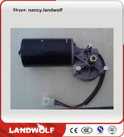 2016 Chinese gold supplier construction machine parts SANY SRC750 crane parts wiper motor