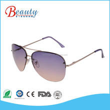 Handcrafted sustainable wholesale metal sunglasses,branded metal sunglasses