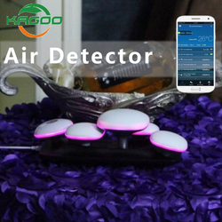 indoor pollen meter wifi air quality monitor formaldehyde tester HCHO detector