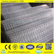Stainless Steel welded wire mesh 304 316 316L SS welded wire mesh