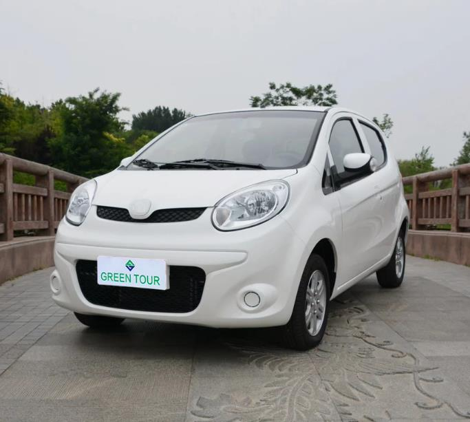 right hand driving new energy electronic <strong>car</strong>, support solar charging and carrying 5 people ,support run max 120km distance