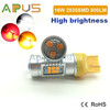 Super bright 2835SMD T20 7440 7443 car led lamp