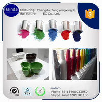 Themosetting Chemical Epoxy Paint Coating/Ral Color Powder Coating Paint