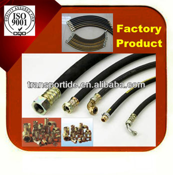 hydraulic hose SAE/DIN for RU 2sn Russian federation