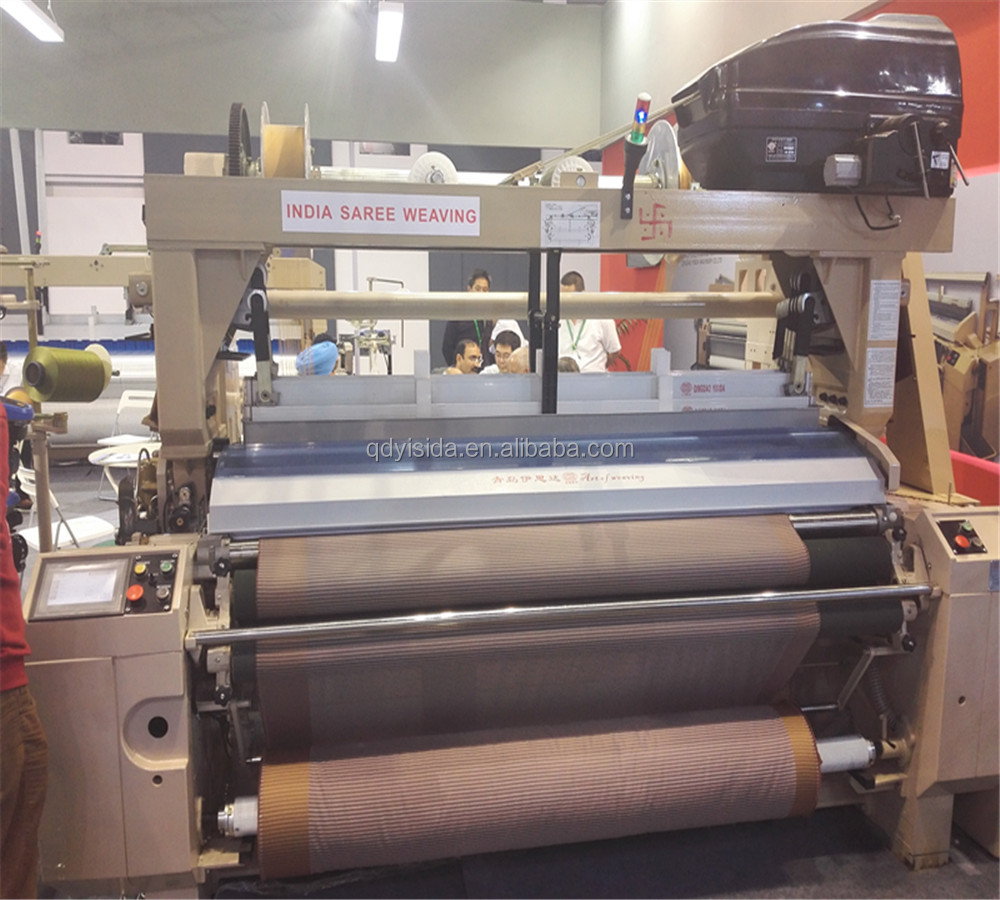YSD AUTO LOOM MACHINE,YARN KNITTING MACHINE,WATER JET LOOM FOR SAREES IN SURAT