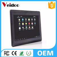 China suppliers high quality 7 inch Android 4.4 quad core square tablet pc