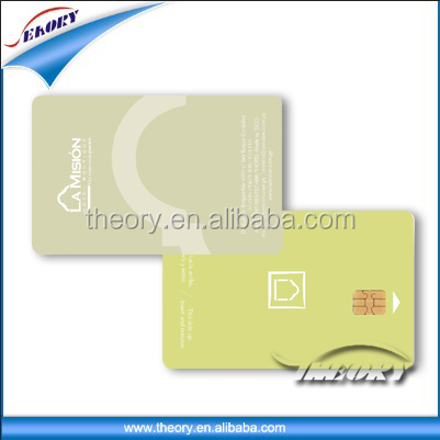 Contact RFID Smart Card
