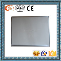 Office supplier aluminum frame mangnetic whiteboard dry wipe whiteboard