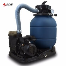 swimming pool sand filter pump combo