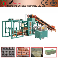 QT4-20 concrete block making machine,maquina de bloco de concreto