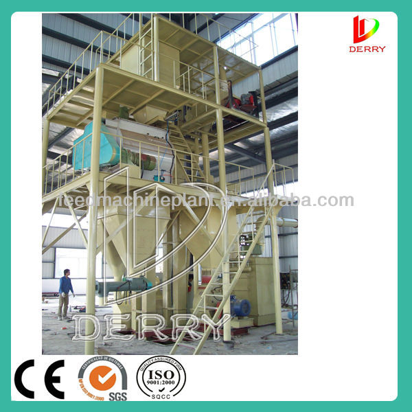 poultry mash feed making machine with low price