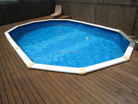 Low price inground pools, polyester pool, swimming pool bestway