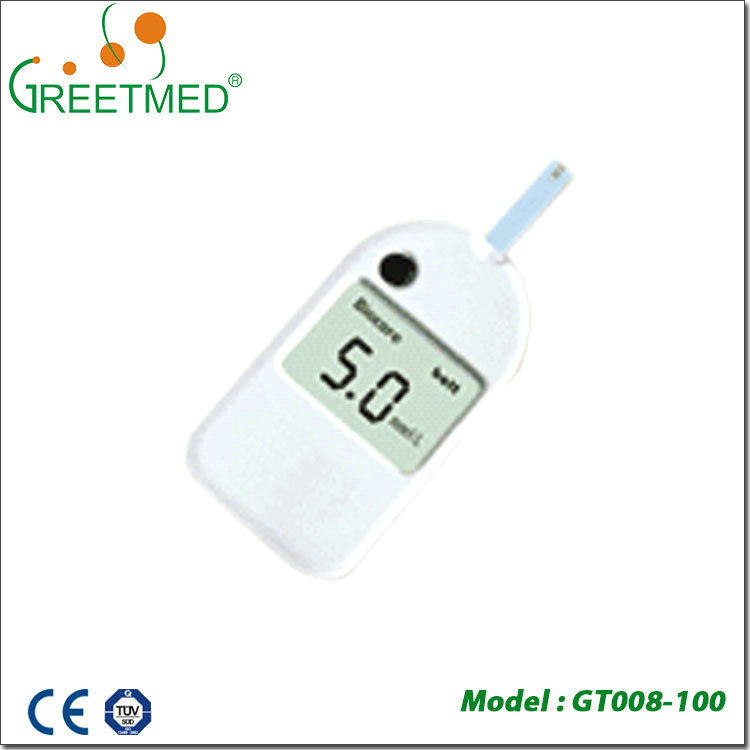 Custom promotional new fashion blood glucose meter device