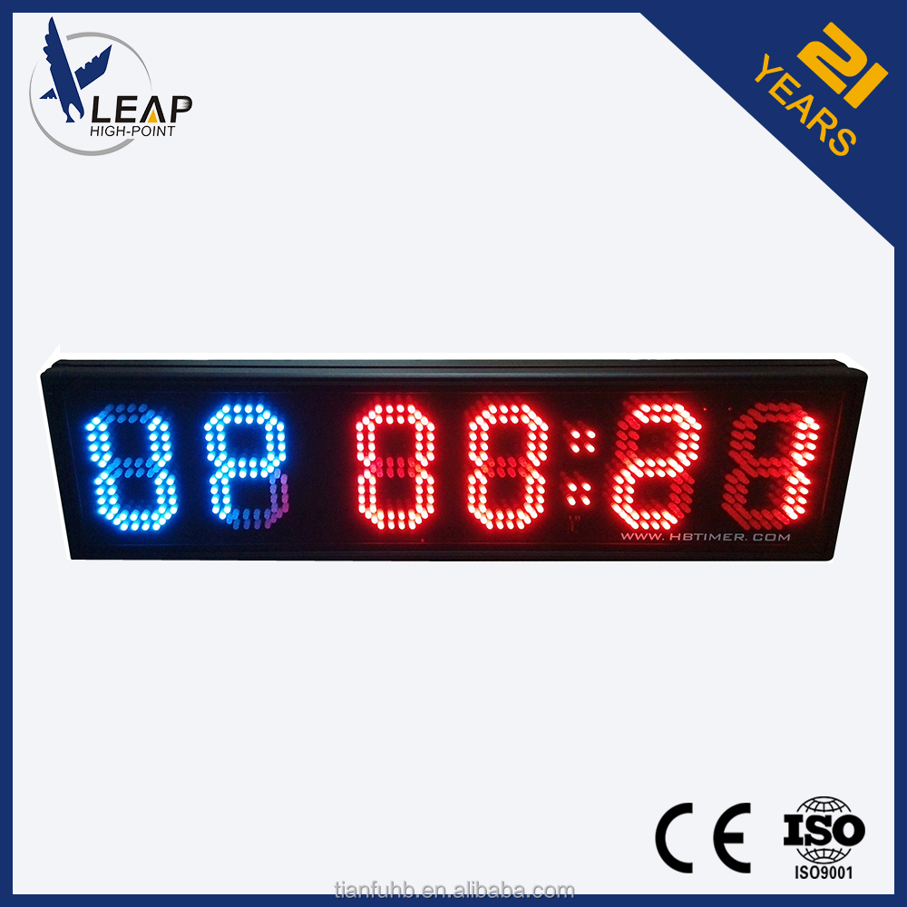 Shenzhen interval digital timer/interval display led board/led digit board c1664r