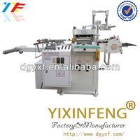 Screen Protector Roll Material Cutting Machine /pvc plastic card die cutting machine