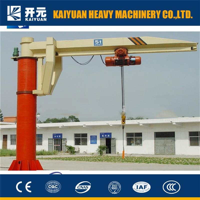 Kaiyuan Machinery Design Jib Crane with Price and Data