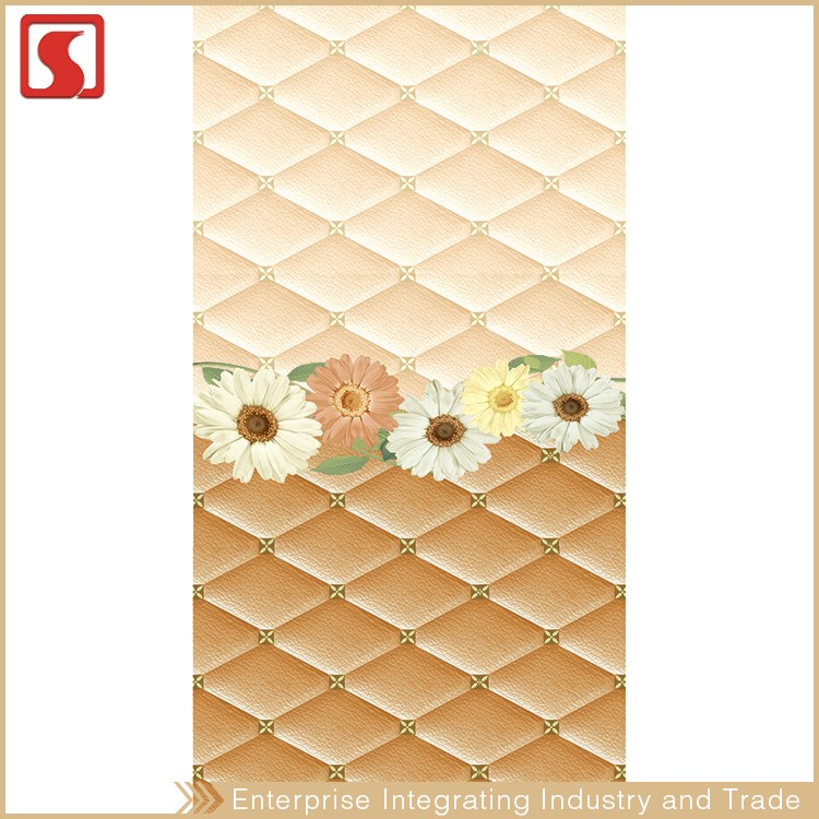 Hot Sales Kitchen Ceramic Tile 250X500 MM With Decals Panel