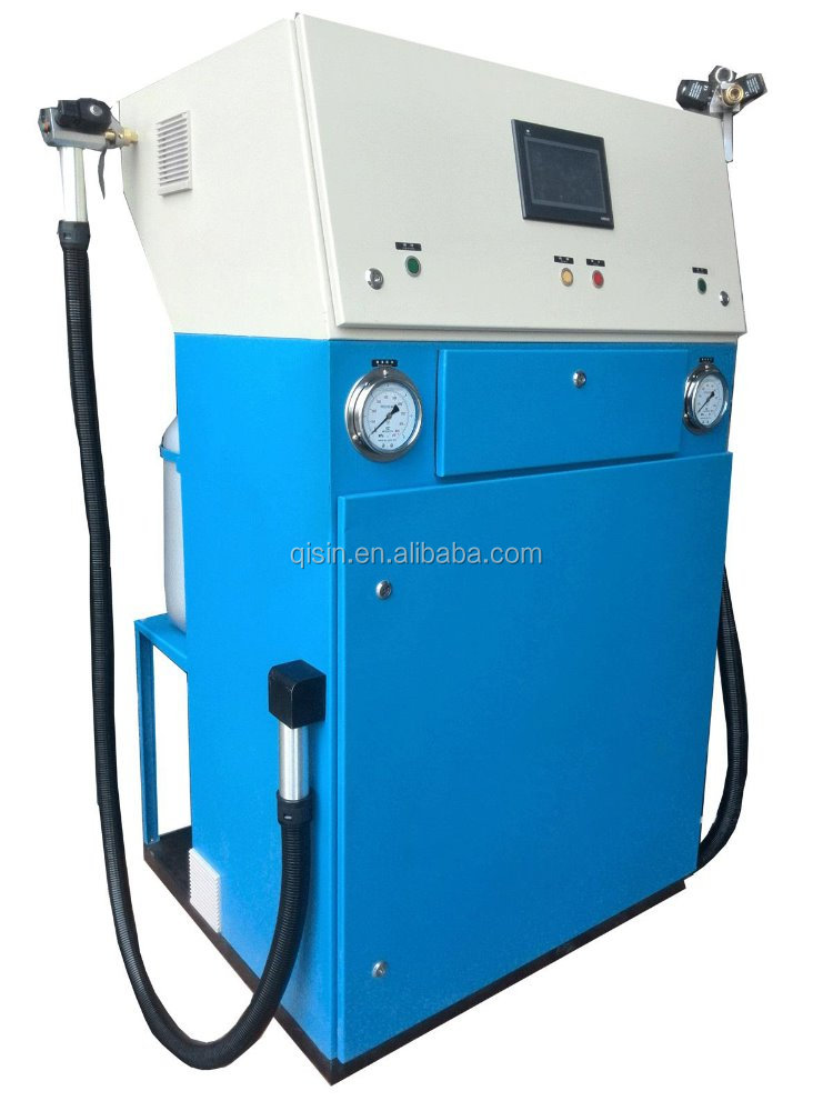 Explosion-proof Dual Gun R600a R290 R32 Refrigerant Charging Machine