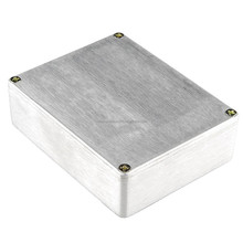 159A 159B 1590BB die cast Aluminum Box in brush surface