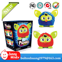 2014 New talking toys repeat what you say Phoebe toys
