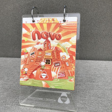 Acrylic Desk Calendar Holder