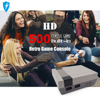 Hot sell classic HD mini TV video game console with 500,600 games