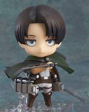hot japan game mini levi soldier pvc toys