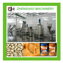 Peanut butter production line/ peanut butter making machine/sesame butter machine