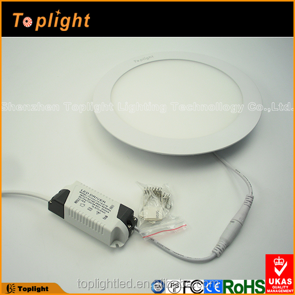 Wholesale led panel frame daylight 12W surfaced/recessed/pendant mounted ceiling pendant led lights panal