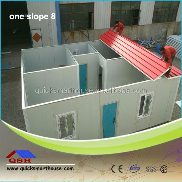 luxury 20ft single unit movable Container House for accommodation or office
