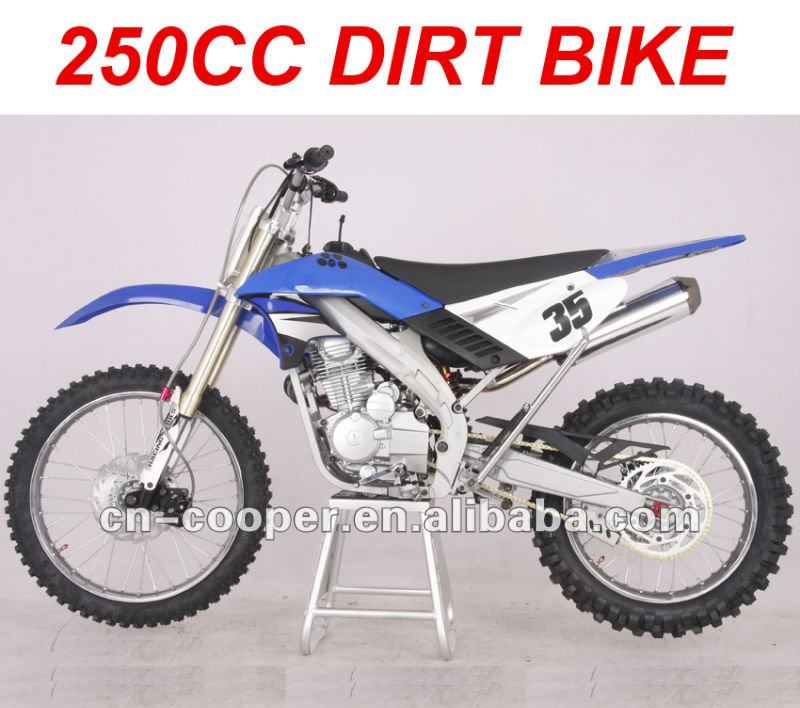 KLX Dirt Bike 250cc Full Size