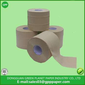 Unbleached Bamboo Tissue Paper