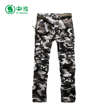 Wholesale Cheap US Army Style Mens Camouflage Cargo Pants