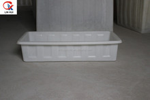 300 litres plastic water feed trough for horse pig cattle