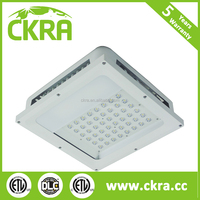 Drop pole/Tunel/U-bracket/Surface mounted/recessed led gas station canopy lights retrofit