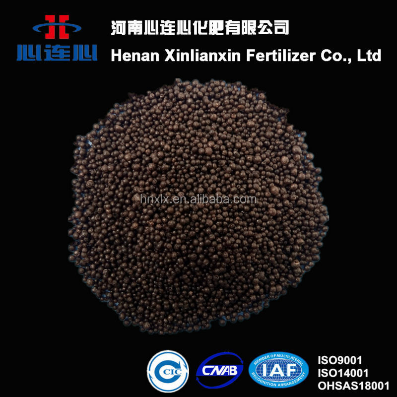 100% Soluble nitrogen Fertilizer Fulvic Acid prilled Urea