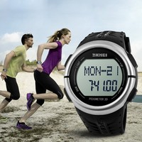 Brand Skmei Direct Factory Body Fitness Heart Rate Sports Watch